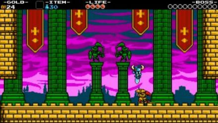 Shovel Knight - Plague of Shadows Trailer
