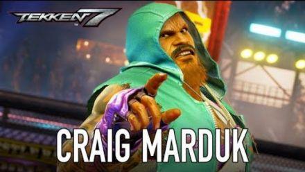 vidéo : Tekken 7 : Craig Marduk trailer (Season Pass 2)