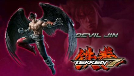 vidéo : Tekken 7 - Devil Jin