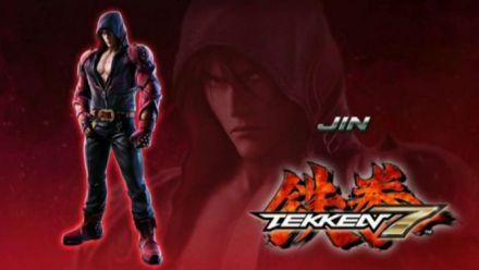 vidéo : Tekken 7 - Jin Kazama