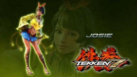 vidéo : Tekken 7 - Josie