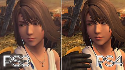 vid�o : Final Fantasy X/X-2 HD Remaster : comparatif PS4/PS3 (1)
