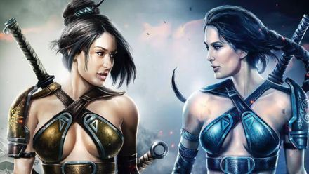 vidéo : WWE Immortals : Finisher Bella Twins