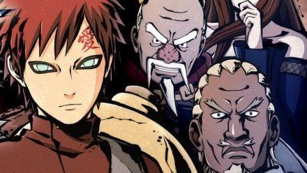 Vid�o : Naruto Shippuden Ultimate Ninja Storm 4 : bande annonce de Gaara's Tale