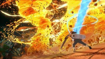 Naruto Shippuden : Ultimate Ninja Storm 4 - Extrait de gameplay PS4