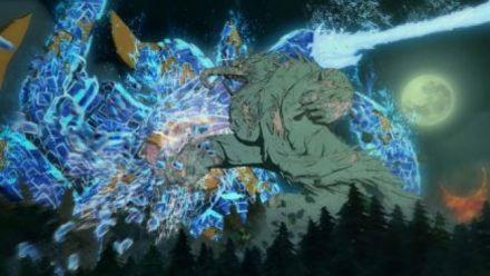 Naruto Shippudden Ultimate Ninja Storm 4 : Vidéo de gameplay