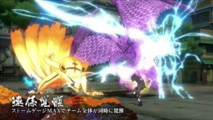 Naruto Shippuden Ultimate Ninja Storm 4 : Minato Vs Madara