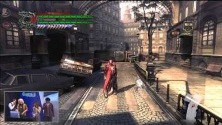 vid�o : Devil May Cry 4 Special Edition - Super Dante