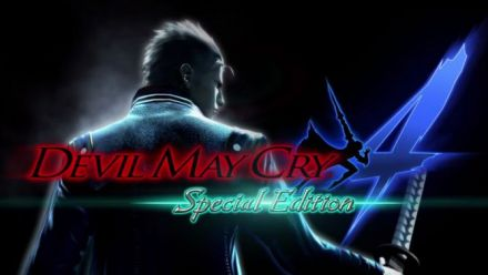 Devil May Cry 4 Special Edition - Gameplay avec Vergil