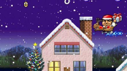 Vid�o : Segata Sanshiro Shinken Yugi : Niveau de Noël