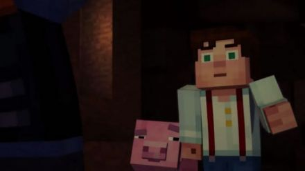 Minecraft Story Mode - TwitCon Replay