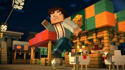 Vid�o : Minecraft Complete Adventure en vidéo