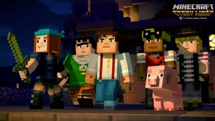 Minecraft Story Mode - Episode 1 Trailer