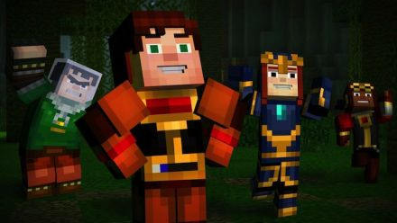 Minecraft Story Mode : Access Denied