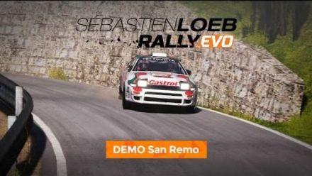 Vidéo : Sébastien Loeb Rally EVO Bande-annonce démo
