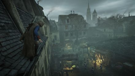 Vid�o : Le DLC Dead Kings pour AC Unity en vidéo