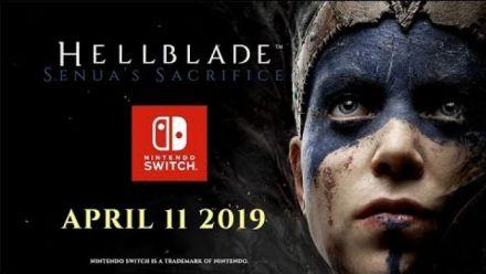 Hellblade : Trailer de lancement sur Switch
