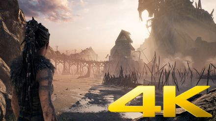 Vid�o : Hellblade : notre vidéo de gameplay maison PC en 4K