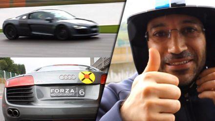 Vid�o : Forza 6 Reportage Spa Belgique : on l'a testé en vrai !