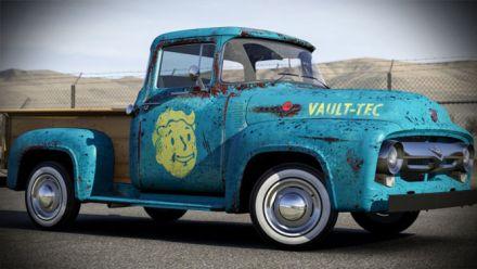 Vid�o : Les voitures de Fallout 4 dans Forza 6