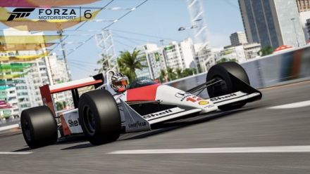 Vid�o : Forza 6 : Pack DLC Voitures dont McLaren Honda