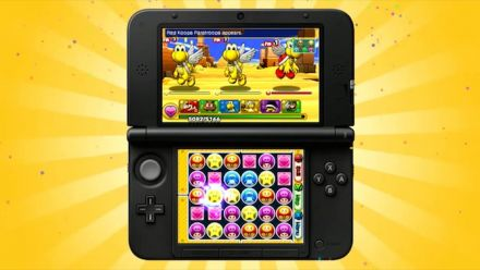 Vid�o : Puzzle & Dragons Z + Super Mario Bros. Edition arrive en France