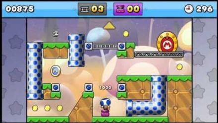 Vid�o : Mario Vs. Donkey Kong: Tipping Stars (Wii U & 3DS)