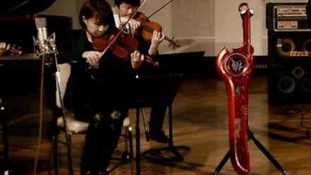 Vid�o : Xenoblade Chronicles 3D : 5 morceaux joués en live