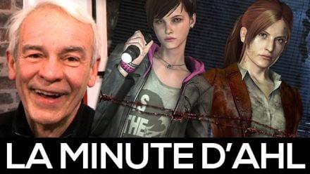 Vidéo : La Minute d'AHL : Resident Evil Revelations 2 Episode 1