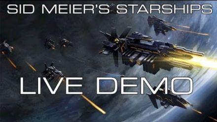 Vid�o : Sid Meier's Starships