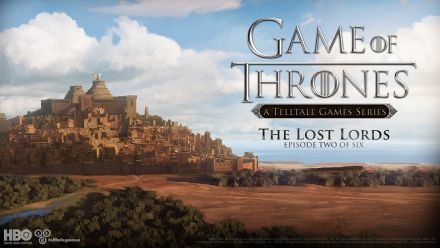 Vid�o : Game of Thrones The Lost Lords - bande annonce