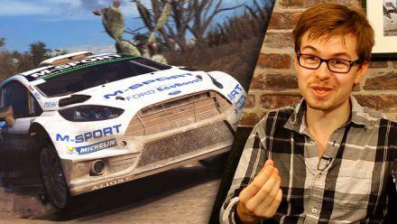 Vid�o : WRC 5 : rencontre avec un élève développeur
