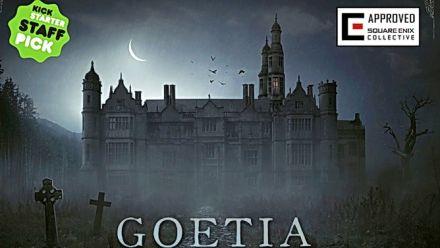 Vid�o : Goetia : trailer de lancement
