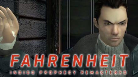 Fahrenheit Indigo Prophecy Remastered - Trailer de lancement