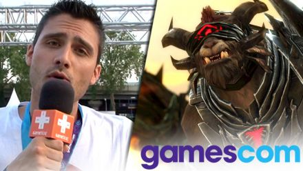 Vid�o : Gamescom 2015 : Guild Wars 2 Heart of Thorns, l'épineuse extension