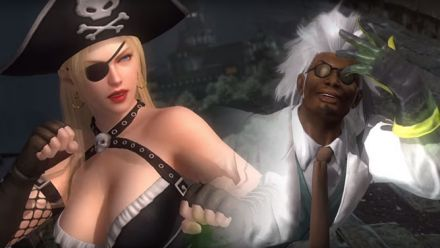 Vidéo : Dead or Alive 5 : Last Round - Costumes Halloween
