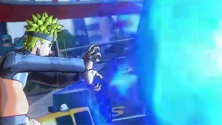 Vid�o : Naruto dans Dragon Ball Xenoverse