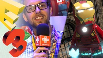 LEGO Avengers, nos impressions à l'E3 2015