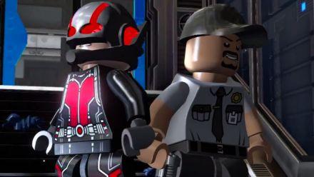 Vidéo : LEGO Marvel's Avengers : DLC Ant-Man