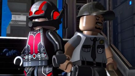 Vid�o : LEGO Marvel's Avengers : DLC Ant-Man