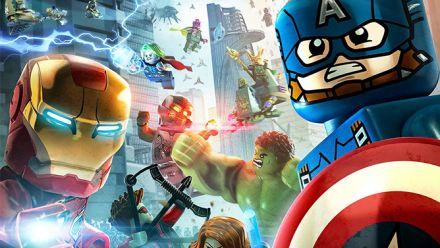 LEGO Marvel Avengers en Vidéo Comic Con
