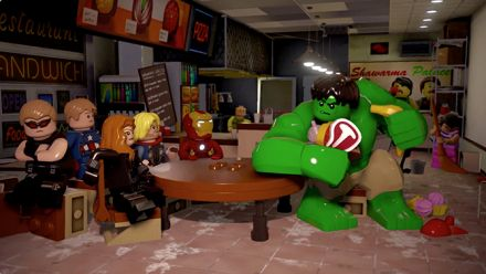 LEGO Marvel's Avengers : Bande-annonce mondes ouverts