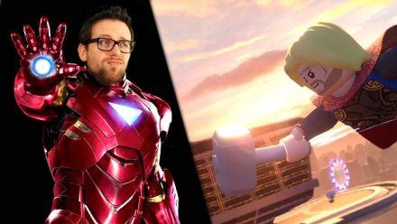 Vid�o : LEGO Marvel's Avengers : Notre TEST vidéo