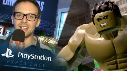 PlayStation Experience : Impressions LEGO Marvel's Avengers