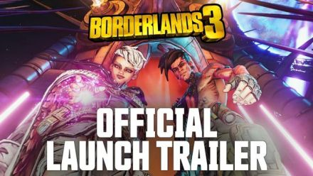Vid�o : Borderlands 3 : Voici le trailer officiel