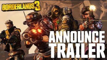 vidéo : Borderlands 3 : trailer de date de sortie