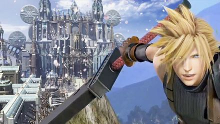 Vid�o : Dissidia : Final Fantasy - Stage Rabanastre