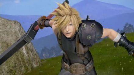 vidéo : Dissidia Final Fantasy Arcade : nouvelle vidéo sans son mais avec du FFVII / Shinra dedans !
