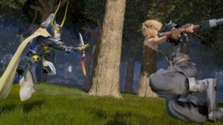 vidéo : Dissidia Final Fantasy - Squall