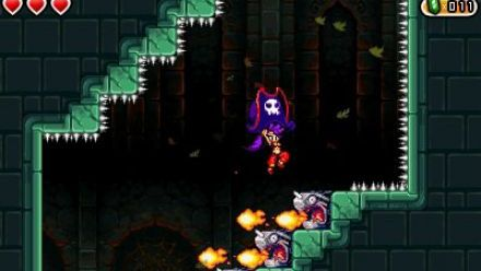 Vid�o : Shantae and the Pirate's Curse (3DS / Wii U) - Trailer de lancement